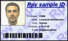 RPV Sample ID